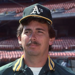 "Todd Burns - 1988 Oakland Athletics - 4""x6"" full color print"