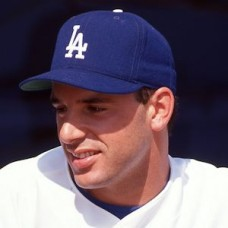 John DeSilva - 1993 Los Angeles Dodgers - original full color 35mm mounted slide (106)