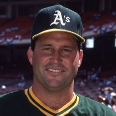 "Matt Young - 1988 Oakland Athletics - 4""x6"" full color print"