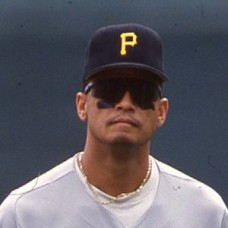 Carlos Garcia - 1993 Pittsburgh Pirates - set of 9 original 35mm slides (510-518)