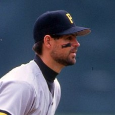 Jeff King - 1993 Pittsburgh Pirates - set of 11 one-of-a-kind full color 35mm slides. (561-571)