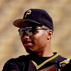 Kevin Young - 1993 Pittsburgh Pirates - set of 10 one-of-a-kind full color 35mm slides. (601-610)