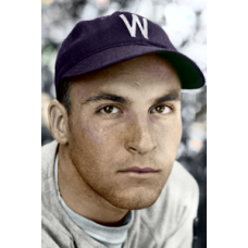 "Bill Kennedy (1941) - 4""x6"" colorized print"