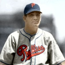 "Dave Coble (1939) - 4""x6"" colorized print"