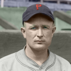 "Earl Smith (1925) - 4""x6"" colorized print"