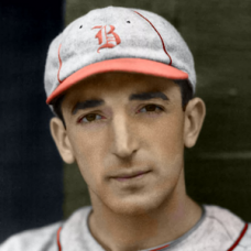 "Ed Fallenstein (1933) - 4""x6"" colorized print"
