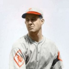 "Frank Watt - 1931 Philadelphia Phillies 4""x6"" colorized print"