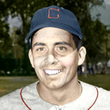"Fred Hancock (1949) - 4""x6"" colorized print"
