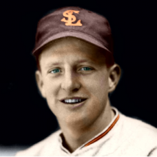 "Jim Walkup (1930s) - 4""x6"" colorized print"