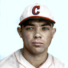 "Tony Robello (1933) - 4""x6"" colorized print"