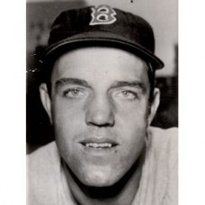"George Schmees - 1952 Boston Red Sox 3""x6"" wirephoto"