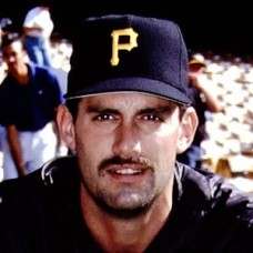 "Dave Otto - 1993 Pittsburgh Pirates 4""x6"" full color print"