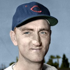 "Frank Kellert - 1956 Chicago Cubs - 4""x6"" colorized print"