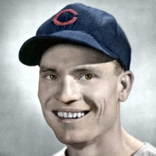 "Garth Mann - 1944 Chicago Cubs - 4""x6"" colorized print"