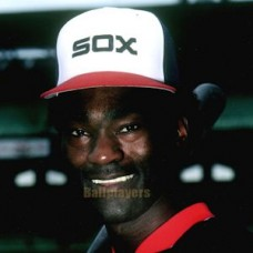 "George Foster - 1986 Chicago White Sox 8x10"" photo"