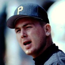 "John Hope - 1993 Pittsburgh Pirates - 4""x6"" full color print"