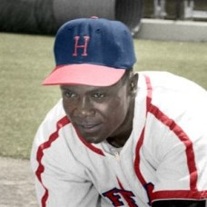 "Bob Boyd - c. 1954-55 Houston Buffaloes 4""x6"" colorized print"