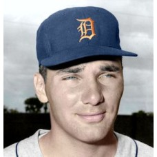 "Bud Black (c. 1952-1956) - 4""x6"" colorized print"