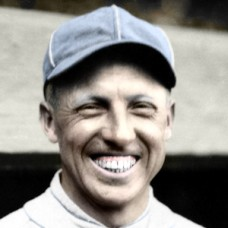 "Doc Johnston - 1922 Philadelphia Athletics - 4""x6"" colorized print"
