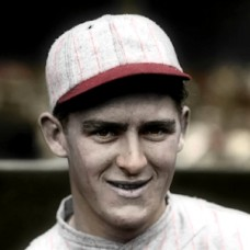 "Ed Connolly - 1930 Boston Red Sox - 4""x6"" colorized print"
