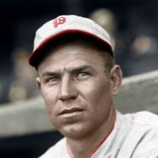 "Les Mallon - 1932 Philadelphia Phillies - 4""x6"" colorized print"