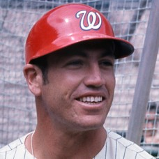 "Mike Epstein - 1968 Washington Senators - 4""x6"" full color print"
