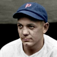 "Bernie Friberg - 1926 Philadelphia Phillies 4""x6"" colorized print"