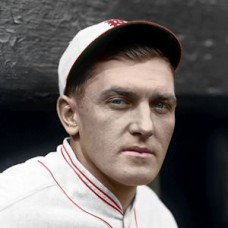 "Lou Koupal - 1930 Philadelphia Phillies - 4""x6"" colorized print"