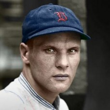 "Al Spohrer - 1928 Boston Braves 4""x6"" colorized print"