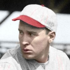 "Jim Brillheart - 1931 Boston Red Sox 4""x6"" colorized print"