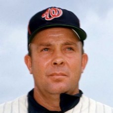 "Jim King - 1966 Washington Senators 4""x6"" full color print"