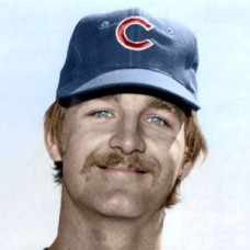 "Jim Kremmel - 1974 Chicago Cubs 4""x6"" colorized print"