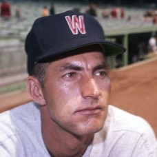 "Fred Green - 1962 Washington Senators - 4""x6"" full color print"