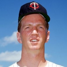 "Jim Ollom - 1967 Minnesota Twins 4""x6"" full color print"