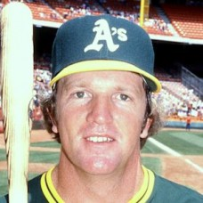 Jimmy Sexton - 1982 Oakland Athletics - original full color 35mm mounted slide (103)