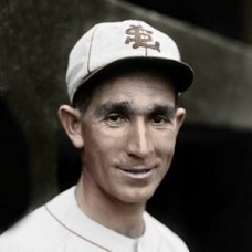 "Lin Storti - 1933 St. Louis Browns 4""x6"" colorized print"