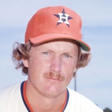 "Mike Cosgrove - 1976 Houston Astros - 4""x6"" full color print"