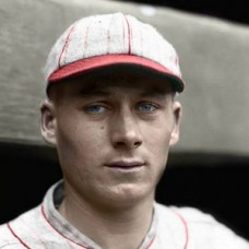 "Tommy Thevenow - 1924 St. Louis Cardinals 4""x6"" colorized print"