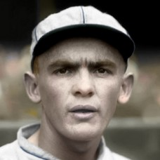 "Alex Metzler - 1926 Philadelphia Athletics - 4""x6"" colorized print"