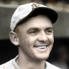 "Alex Metzler - 1930 St. Louis Browns - 4""x6"" colorized print"