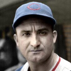 "Billy Myers - 1941 Chicago Cubs - 4""x6"" colorized print"