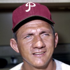 "Bob Oldis - c. 1962-63 Philadelphia Phillies - 4""x6"" full color print"