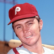 "Bobby Pfeil - 1971 Philadelphia Phillies - 4""x6"" full color print"