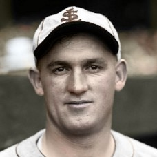 "Chad Kimsey - 1929 St. Louis Browns - 4""x6"" colorized print"