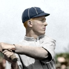 "Claude Cooper - c. 1916-17 Philadelphia Phillies - 4""x6"" colorized print"