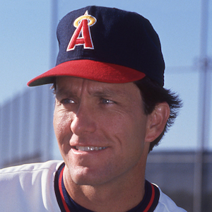 "Floyd Bannister - 1991 California Angels - 4""x6"" full color print"