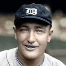 "Fred Haney - 1925 Detroit Tigers - 4""x6"" colorized print"