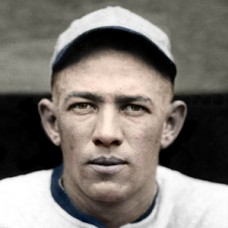 "George Grantham - 1923 Chicago Cubs - 4""x6"" colorized print"
