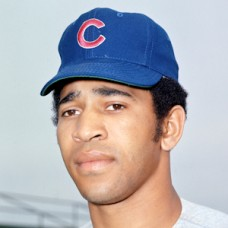 "John Hairston - 1969 Chicago Cubs - 4""x6"" full color print"