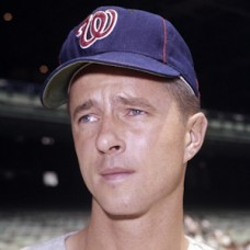 "Pete Burnside - 1963 Washington Senators - 4""x6"" full color print"